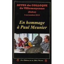 Actes du colloque Meunier...