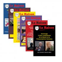Abonnement La Raison 10 n°...