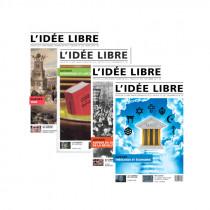 Abonnement Idée Libre 4 n°...