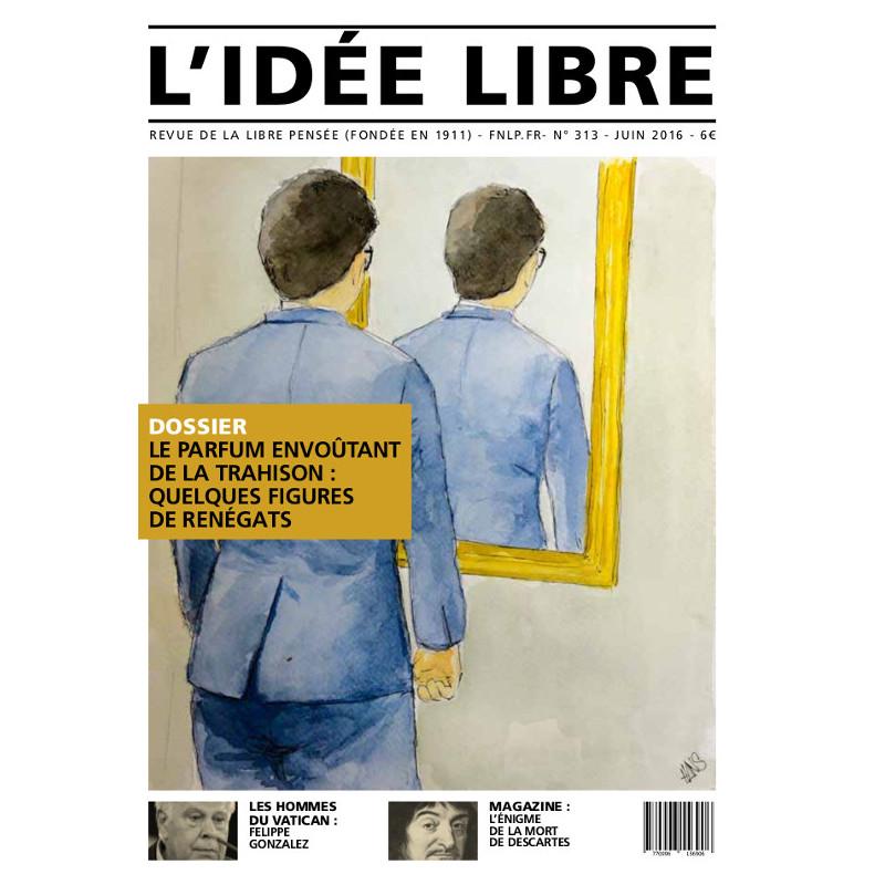 Abonnement 20 n° La Raison - France