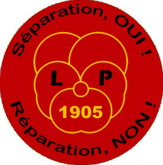 LA LOI DE 1905 EST EN DANGER !