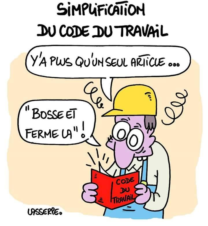 code du travail handicap